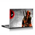 Скин за лаптоп - Deadpool - 002