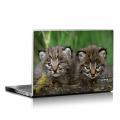 Скин за лаптоп - Диви котки - 012