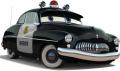 Стикер Sheriff -