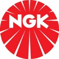 Стикер NGK -