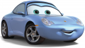 Стикер Cars Sally 1 -