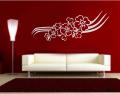 Декоративен стикер - Цветя 12