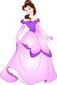 Стикер Принцеса Белла 13