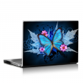 Скин за лаптоп - Пеперуди - 013