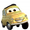Стикер Cars - Luigi 20-