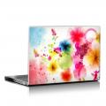 Скин за лаптоп - Цветя - 185