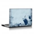 Скин за лаптоп - Пеперуди - 041