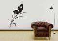 Декоративен стикер - Пеперудено цвете