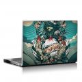 Скин за лаптоп - Черепи - 091
