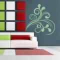 Декоративен стикер - Флорален мотив