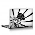 Скин за лаптоп - Черепи - 060