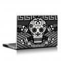 Скин за лаптоп - Черепи - 076