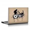 Скин за лаптоп - Музикални - 004