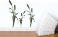 Декоративен стикер -  Папур
