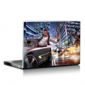 Скин за лаптоп - Игри - GTA - 007