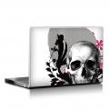 Скин за лаптоп - Черепи - 093
