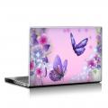 Скин за лаптоп - Пеперуди - 040
