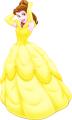 Стикер Принцеса Белла 10