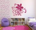 Декоративен стикер - Цветя 16
