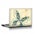 Скин за лаптоп - Пеперуди - 048