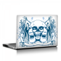 Скин за лаптоп - Черепи - 062