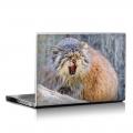 Скин за лаптоп - Диви котки - 006