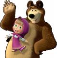 Маша и мечока -  Маша и  Мечока -  8
