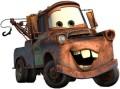 Стикер Cars - Mater-
