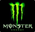 Стикер Monster Energy 1